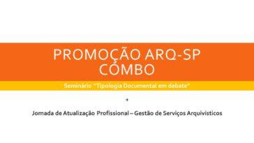 PROMOÇÃO ARQ-SP