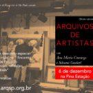 Convite_Arquivos de Artistas