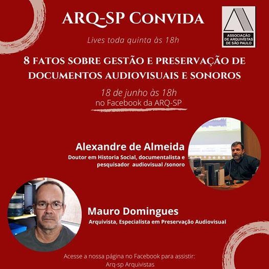ARQ-SP CONVIDA! 1