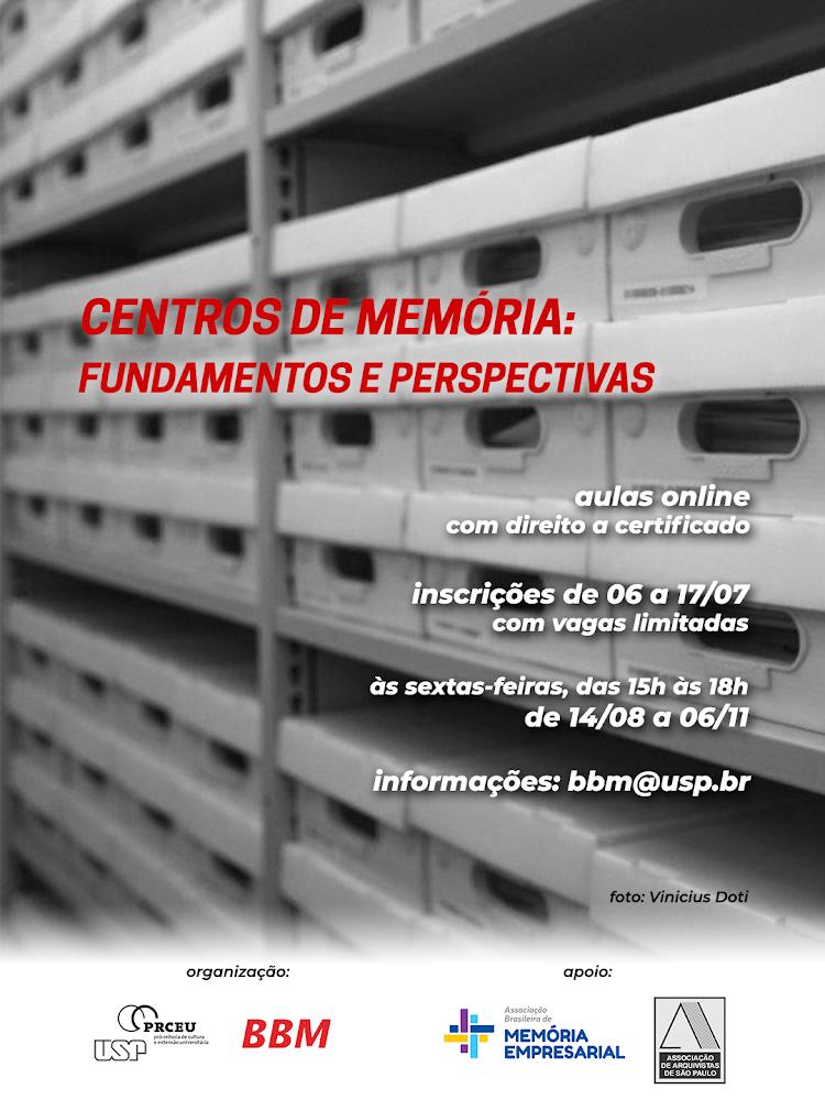 Curso Centros de Memória