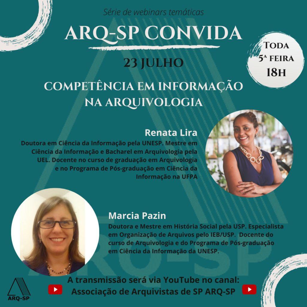 ARQ-SP CONVIDA! 6