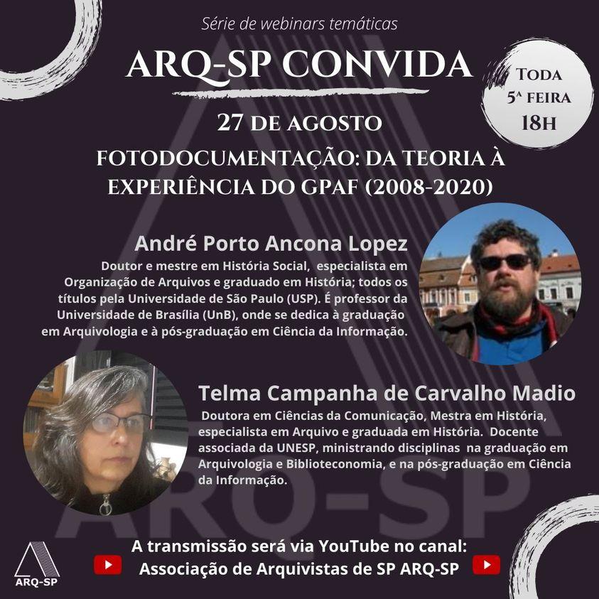 ARQ-SP CONVIDA! 11