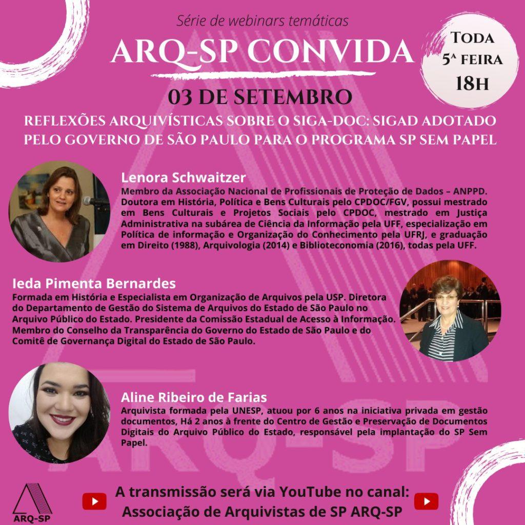 ARQ-SP CONVIDA! 12