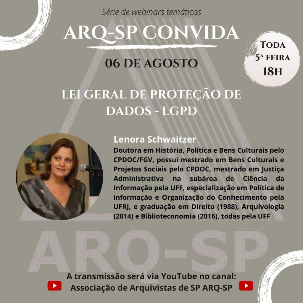 ARQ-SP CONVIDA! 8