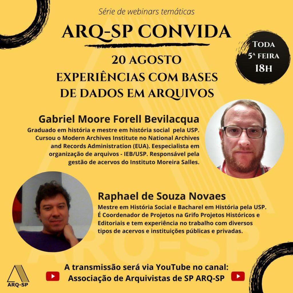 ARQ-SP CONVIDA! 10