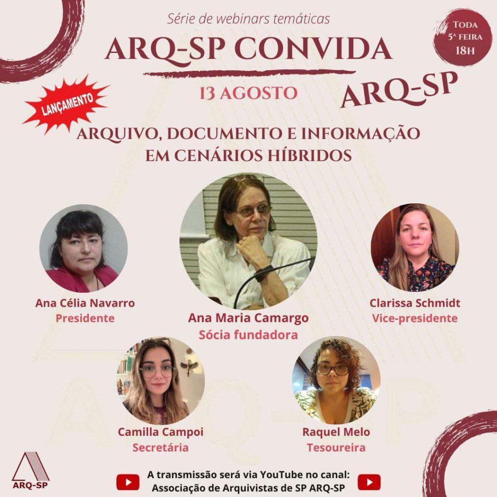 ARQ-SP CONVIDA! 9