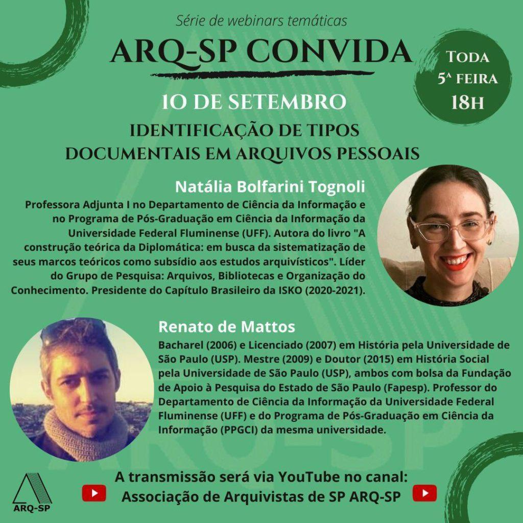 ARQ-SP CONVIDA! 13