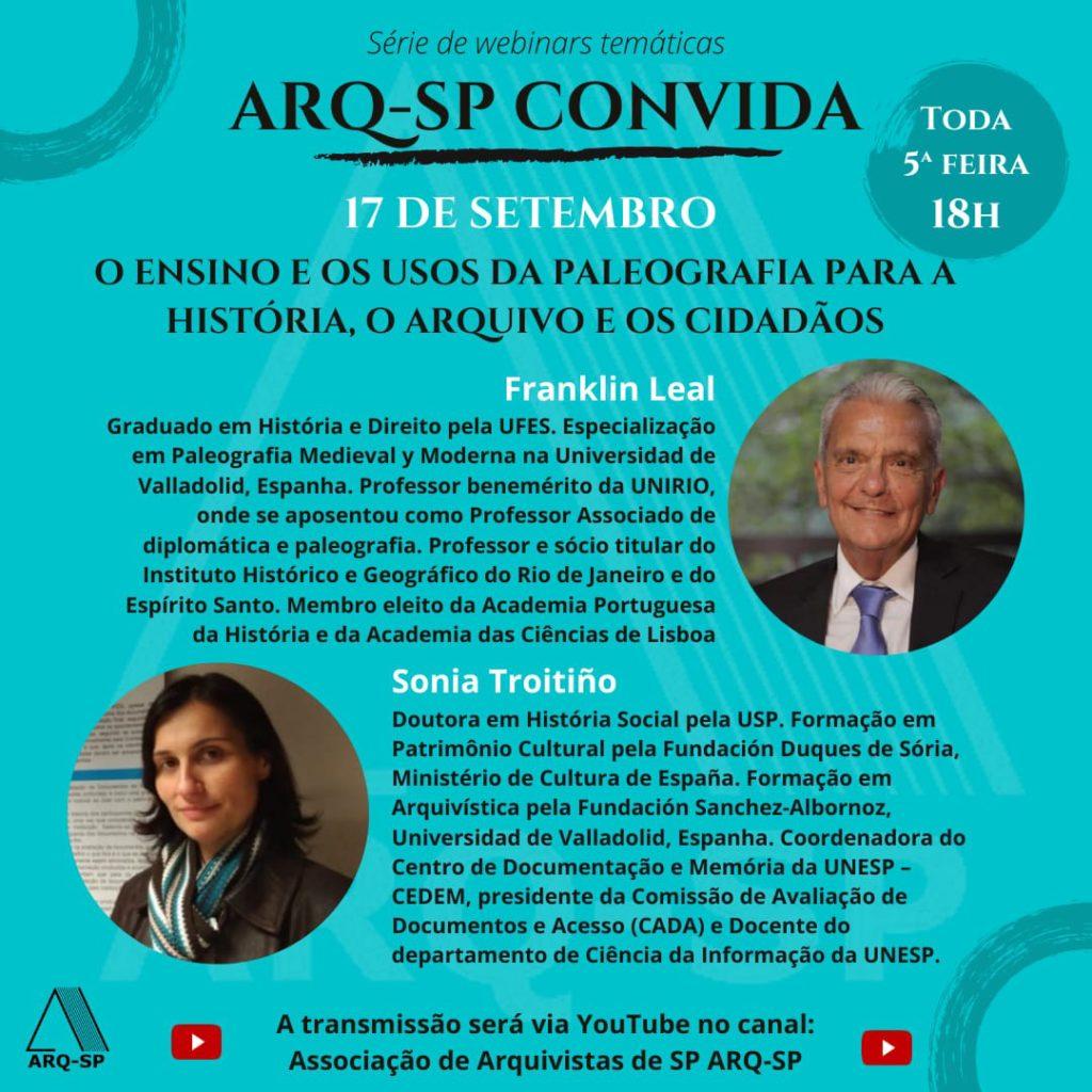 ARQ-SP CONVIDA! 14
