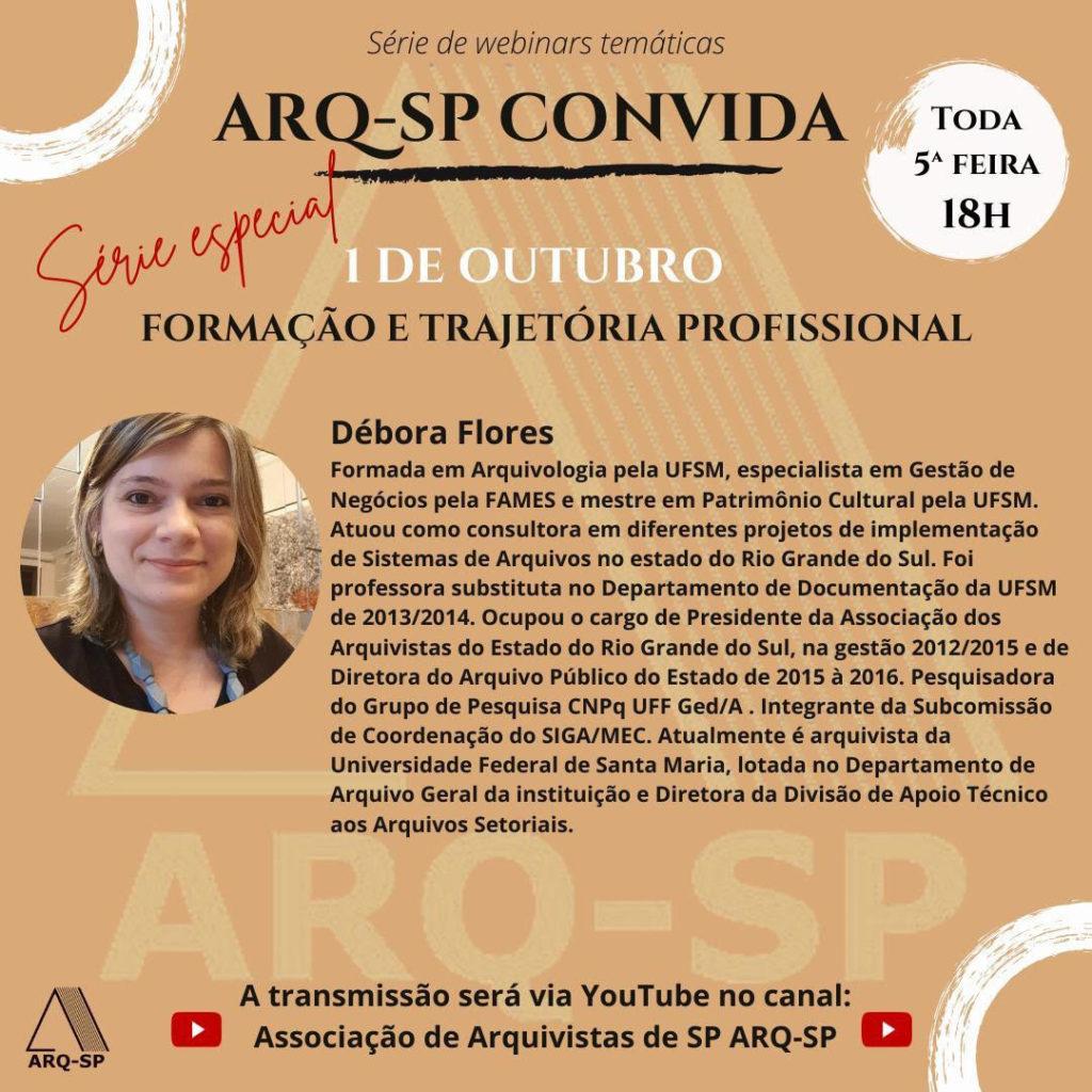 ARQ-SP CONVIDA! 16