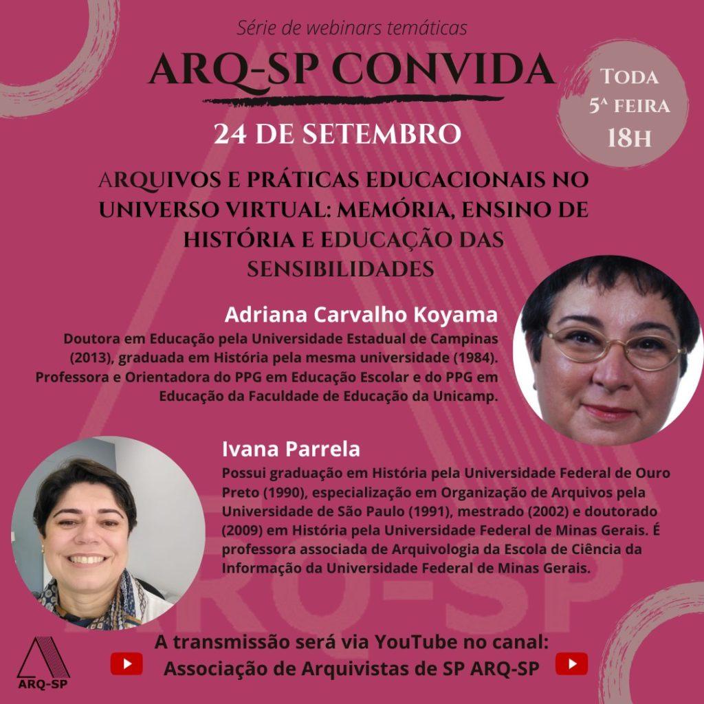 ARQ-SP CONVIDA! 15