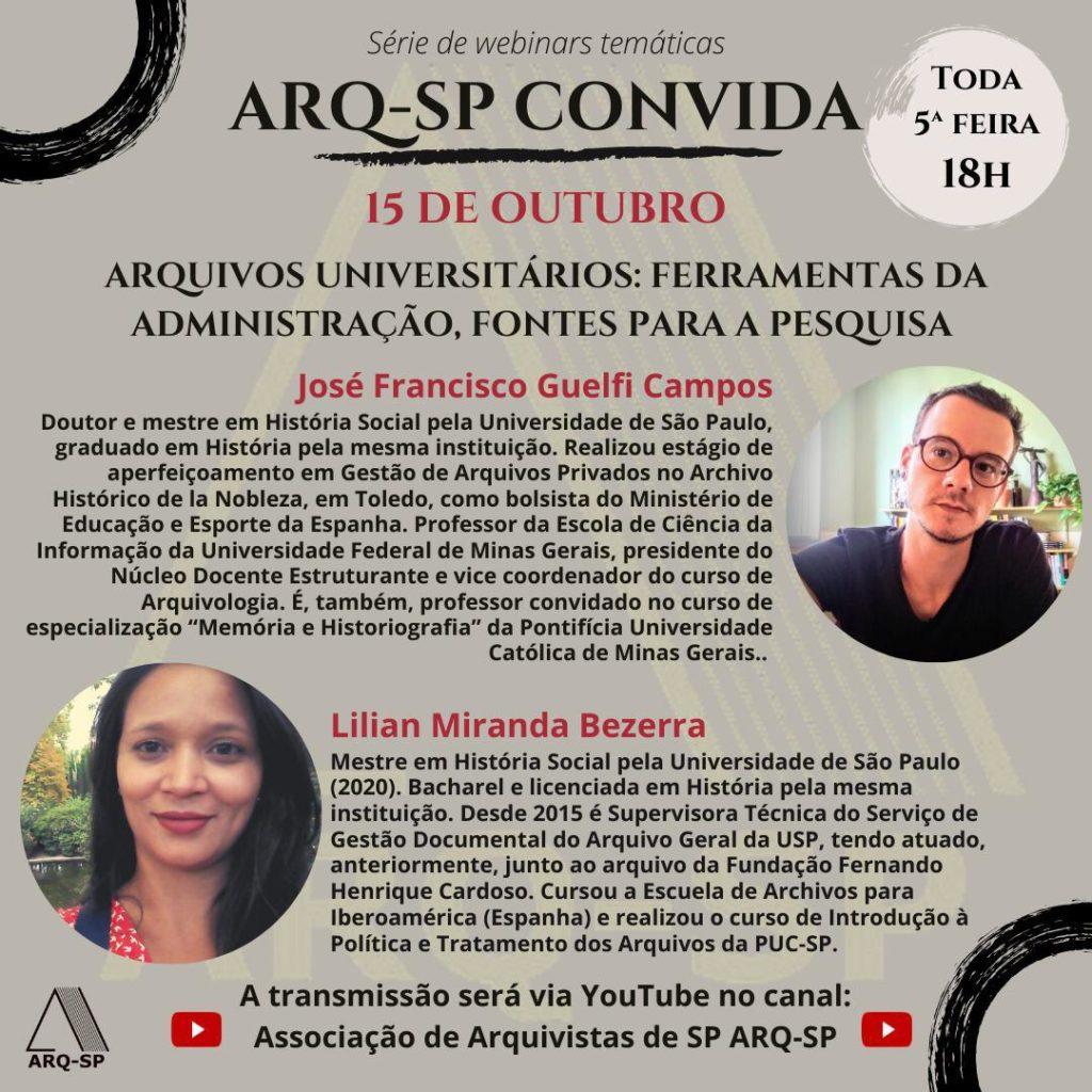 ARQ-SP CONVIDA! 18