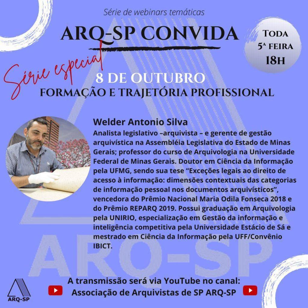 ARQ-SP CONVIDA! 17