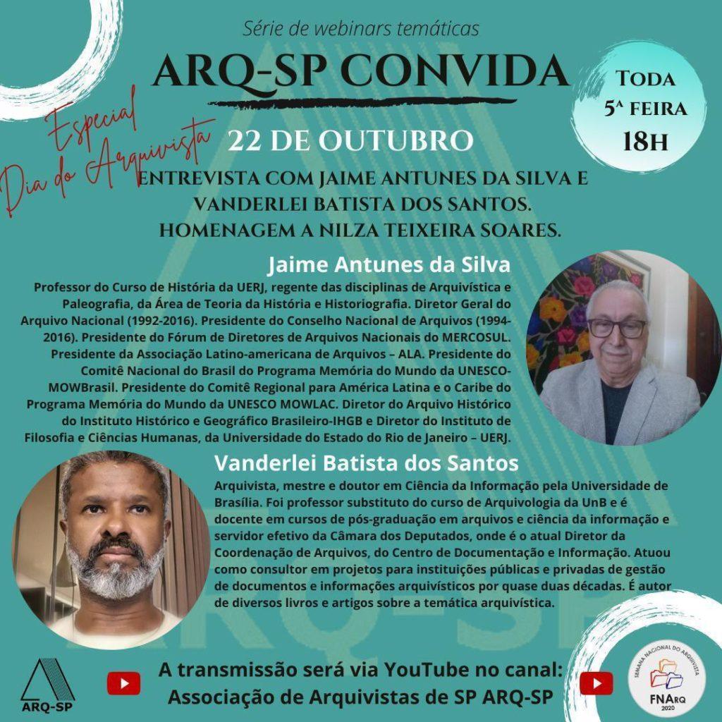 ARQ-SP CONVIDA! 19