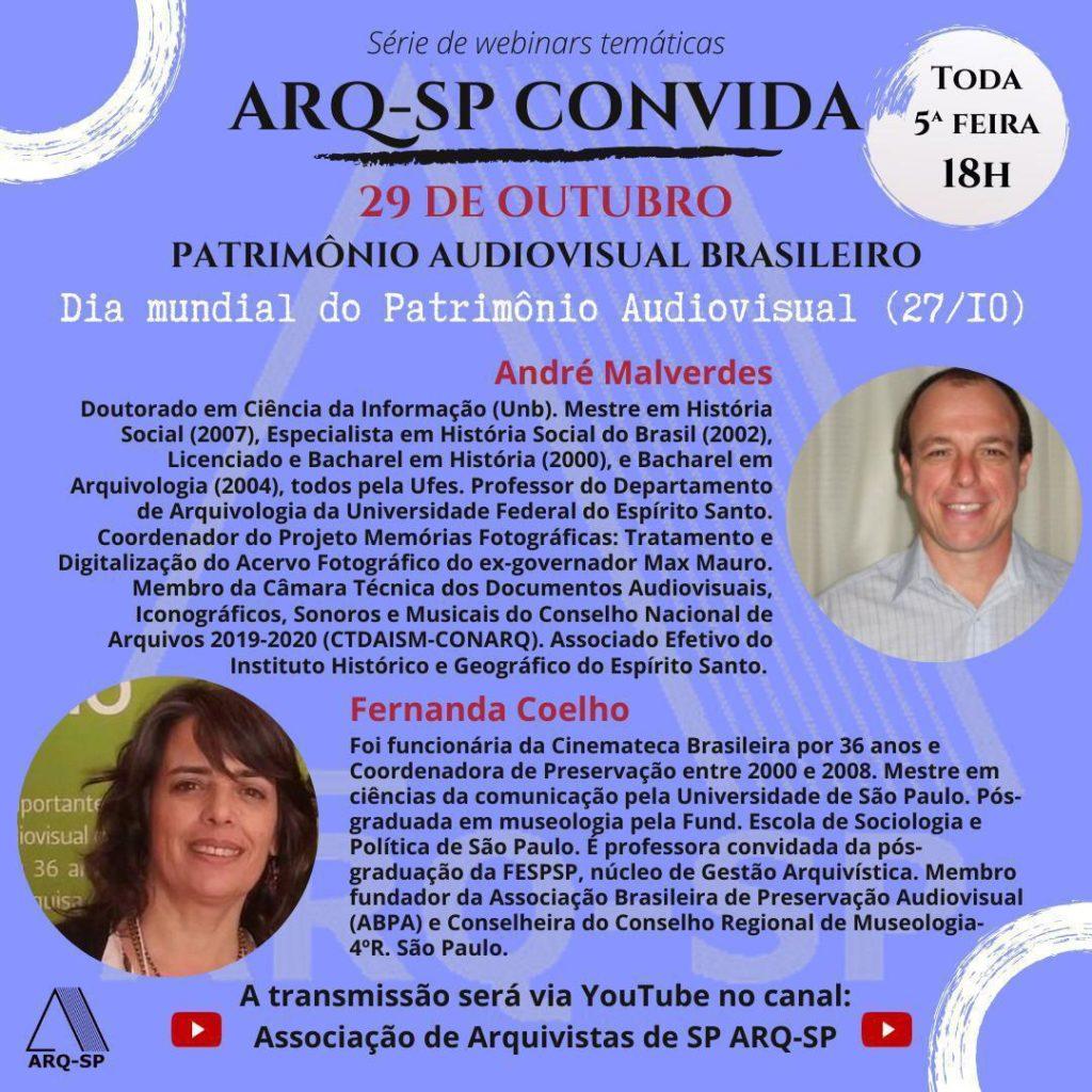 ARQ-SP CONVIDA! 20